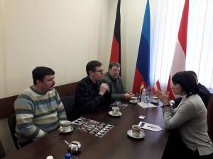 Aussenamt Lugansk